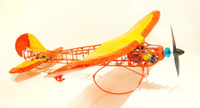 3Doodler Plane - Finished 5