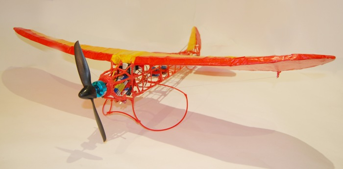 3Doodler Plane - Finished 1
