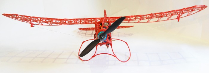 3Doodler Plane - Full flight kit 1