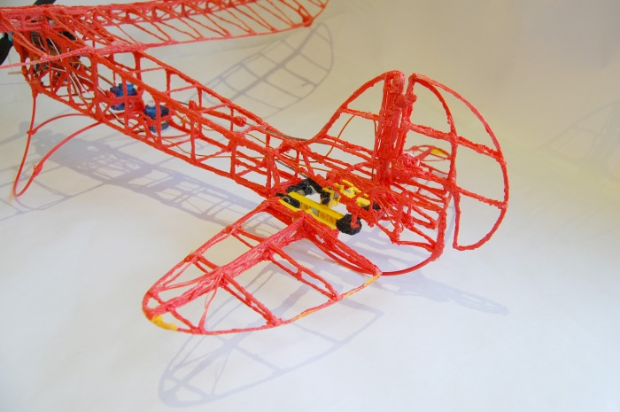 3Doodler Plane - Full flight kit 6